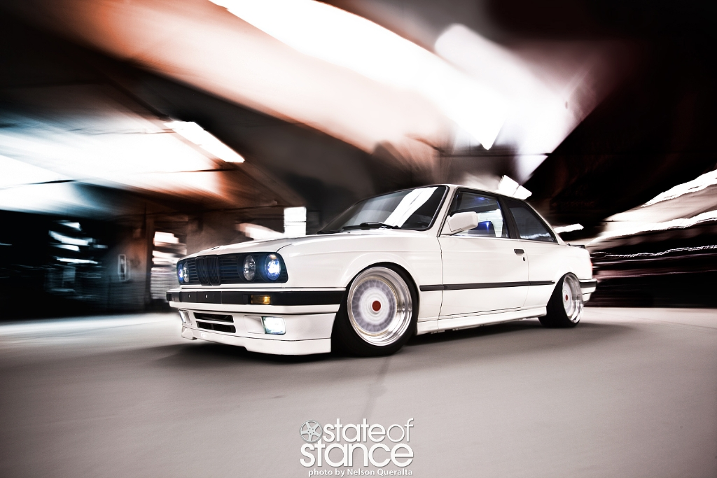 Old School Swag | State of Stance