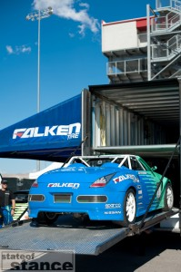 Formula D – Las Vegas :: In The Pits