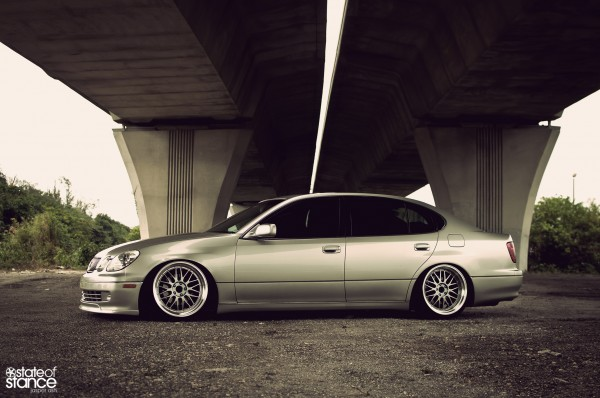 Lexus West Palm Beach >> Minimalistic GS300 | State of Stance